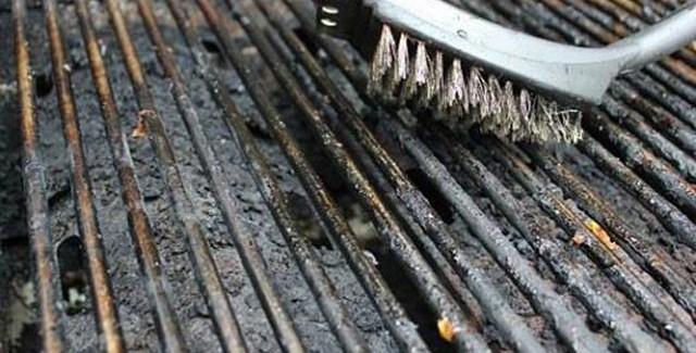 Grilltips: Hold din grill ren