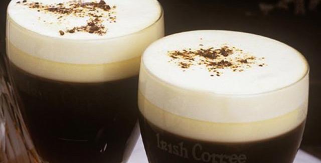 Irish Coffee – Kaffe med irske rødder