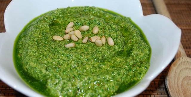 Pesto – Hjemmelavet pesto er nemt og superlækkert
