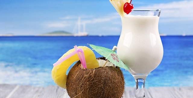 Pina Colada – Den friske og eksotiske drink