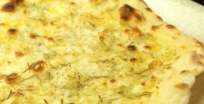Opskrift på pizza i grill