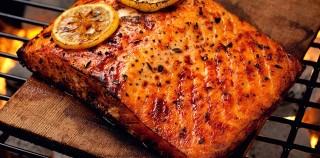 Varmrøget laks på grill – Nemt og superlækkert
