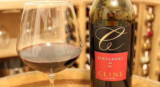 Cline Cellars Lodi Zinfandel 2012 – en ægte grillvin
