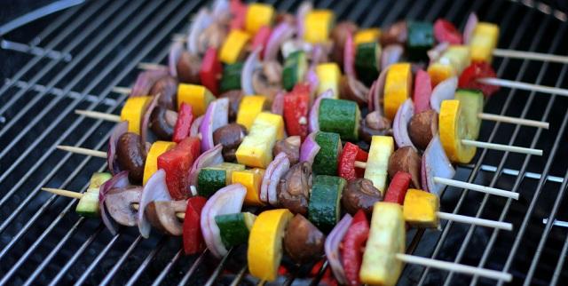 Grillede grønsager – Det perfekte tilbehør