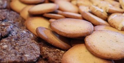 småkager og cookies