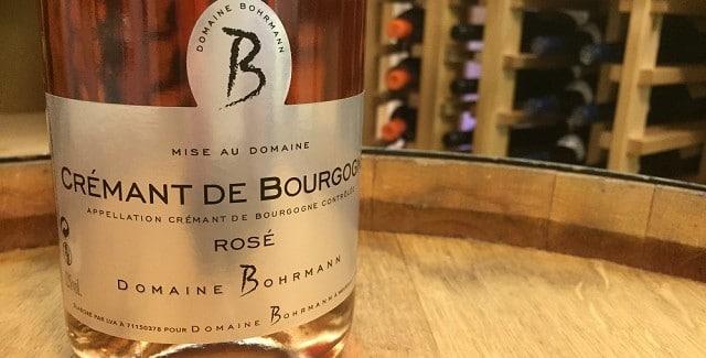 Domaine Bohrmann – Crémant de Bourgogne – Rosé