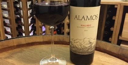 Grillvin fra argentina til vildt og oksekød