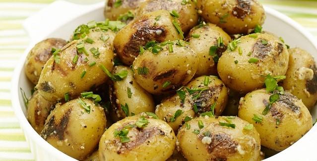 Inspiration: Kartofler på grill
