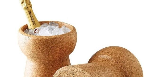 Sjove møbler til din vinkælder eller stue: Kork