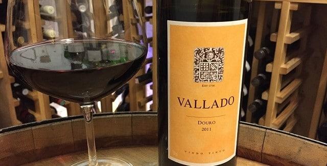 Vallado Douro 2011 – en ægte grillvin