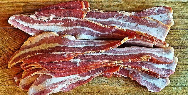 Inspiration: Bacon, bacon, bacon