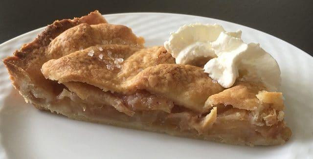Æbletærte – Ala Bedstemor And
