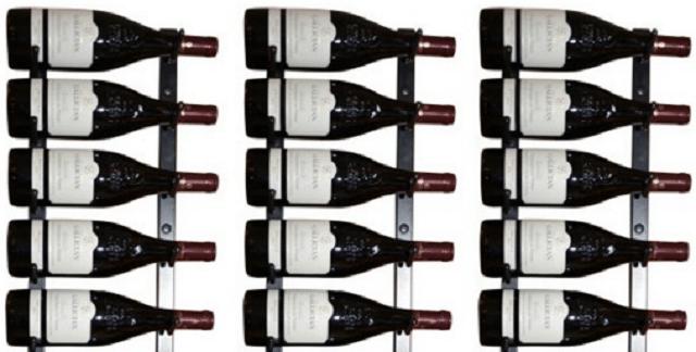 Vino Wall Racks – lækkert design til din vin