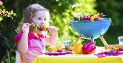 Grilltips til mad til børn fra grill