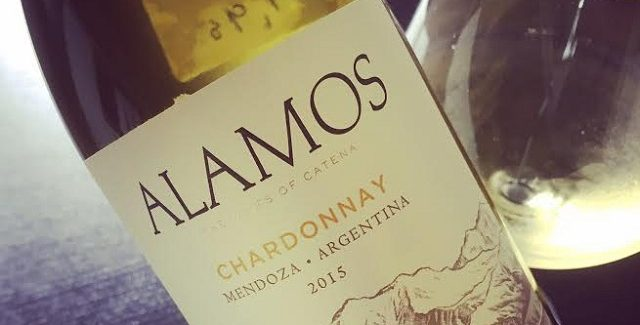 Alamos Chardonnay 2015 – Grillvin i verdensklasse