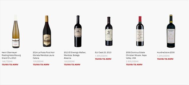 Grillvin fra de største producenter – hos Vindoro