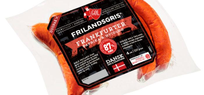 Frilandsgris fra GØL – Dyrevelfærd der kan smages!