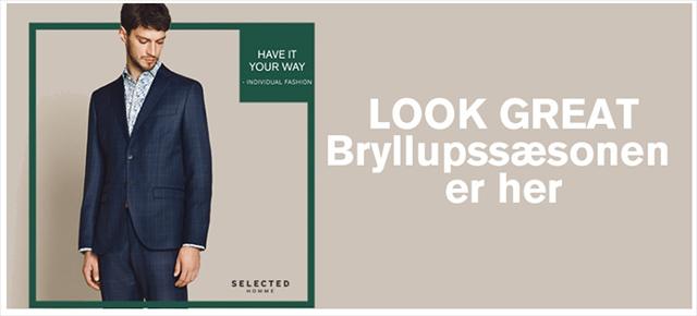 Skal du shoppe tøj så prøv mr.dk