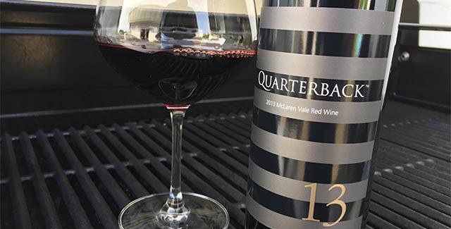 Quarterback 2013 – De Lisio Wines – Årets grillvin 2017