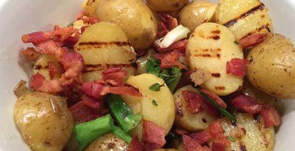 Bacon kartofflesalat