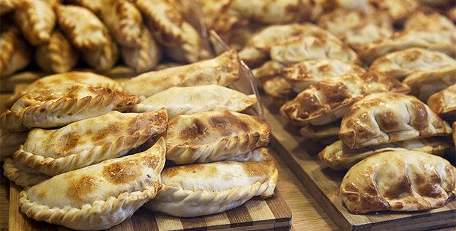 Grillede Empanada på 4 forskelige måder