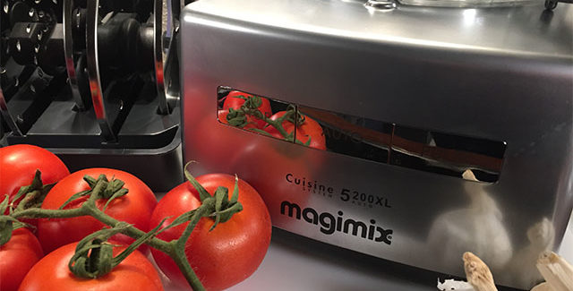 Magimix 5200XL foodprocessor – et must I køkkenet