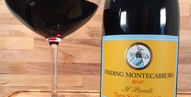 Il Piccolo 2016 – Peter Vinding-Diers Montecarrubo