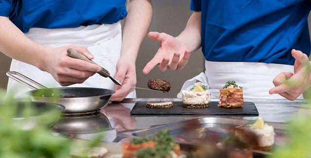 Har du passion for mad? Gastronomi skole