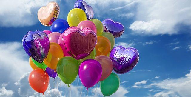 Balloner til enhver lejlighed også vandballonner