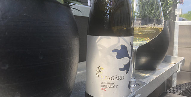 Grüner Veltliner Urban 2017 – Dominique Stagård