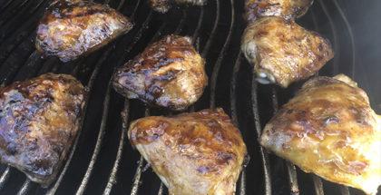 Barbecuesauce til kylling