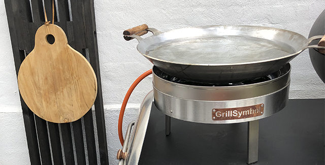 Wok og paella over gas – Fra Outdoorcooking.dk