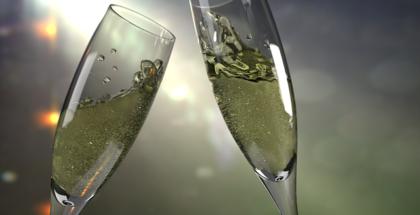 Mad og grillvin til nytår