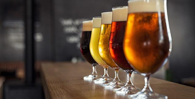 5 udenlandske øl til mad fra grillen