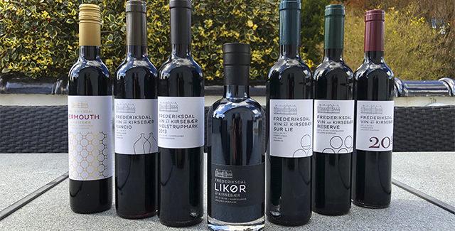 Frederiksdal Kirsebærvin – Dansk vin i verdensklasse