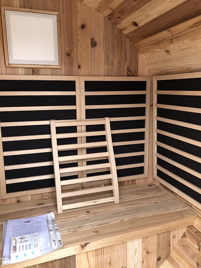 wellmore sauna